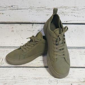 Goodfellow & Co. Olive Men's Sneakers Sz 8